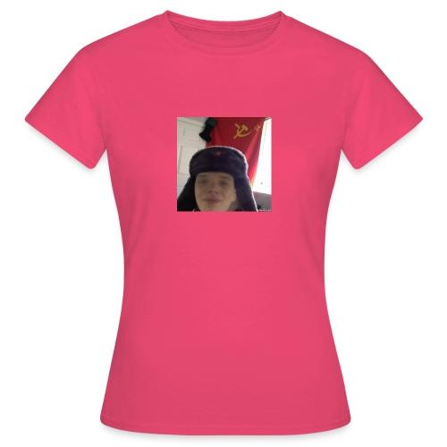 Kommunisti Saska - Naisten t-paita