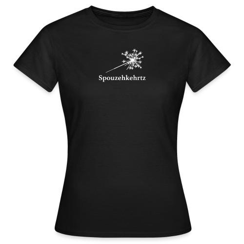 Spouzekehrz - Frauen T-Shirt