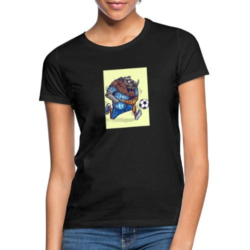 Soccer Mascot - Frauen T-Shirt