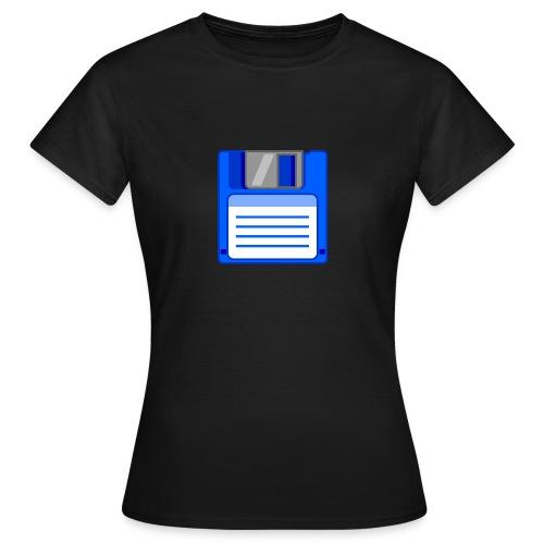 Disquette 3,5 pouces - T-shirt Femme
