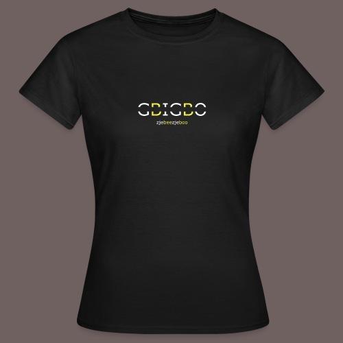 GBIGBO zjebeezjeboo - Retour à l'essentiel - T-shirt Femme