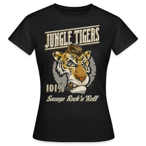 tiger unido - Women's T-Shirt