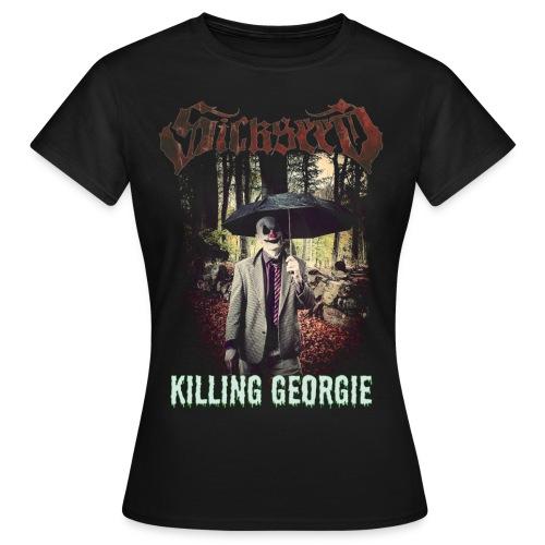 KILLING GEORGIE - Dame-T-shirt