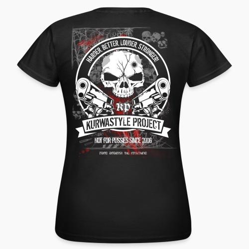 Kurwastyle Project - Terror Worldwide - Women's T-Shirt