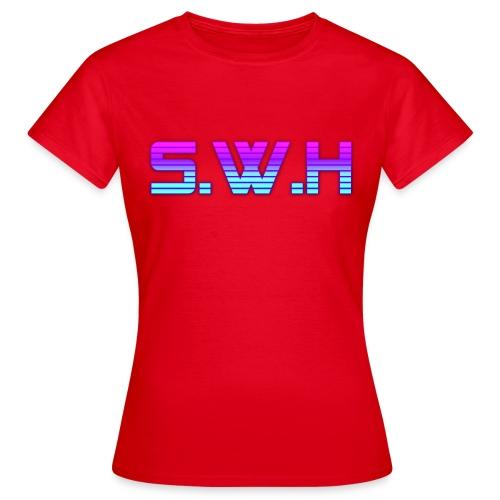 SWH Virtual Reality Logo - Women's T-Shirt