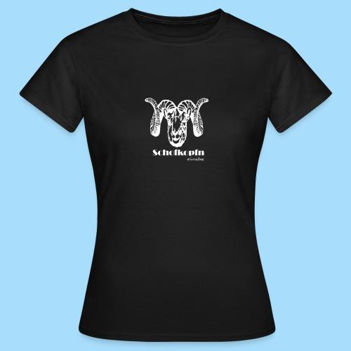 Schofkopfn - Frauen T-Shirt
