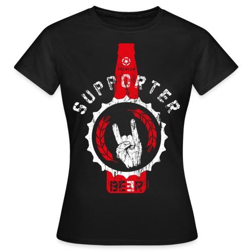 SUPPORTER   BEER - Frauen T-Shirt