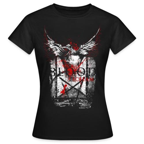 RAVEN | BLOOD SCREAM - Frauen T-Shirt