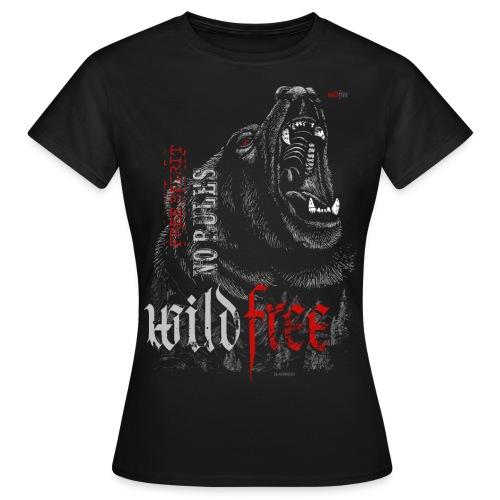 WILDFREE | BEAR - Frauen T-Shirt