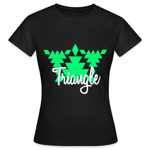 Triangle - Frauen T-Shirt