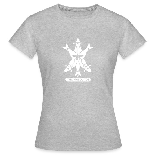 TRIO MOSQUITOS - Vrouwen T-shirt