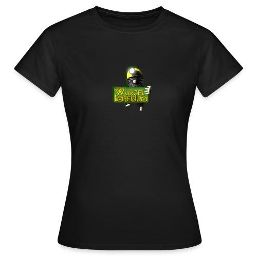 Wurzelimperium Maulwurf - Frauen T-Shirt