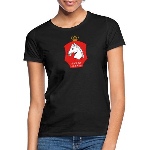ultras RÖD - T-shirt dam