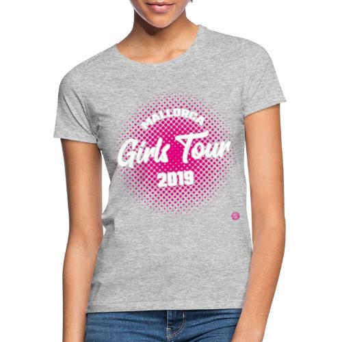 MALLORCA TOUR 2019 Shirt MALLE GIRLS Damen Frauen - Vrouwen T-shirt