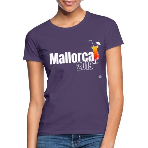 MALLE 2019 Cocktail Shirt - Mallorca Shirt - Vrouwen T-shirt