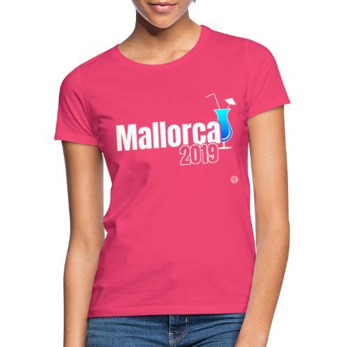 MALLORCA 2019 Cocktail Shirt - Malle Shirt - Vrouwen T-shirt