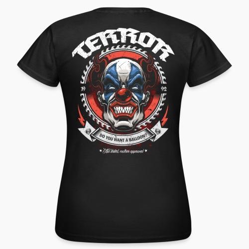 Terror - Do You Want A Balloon? - Women's T-Shirt