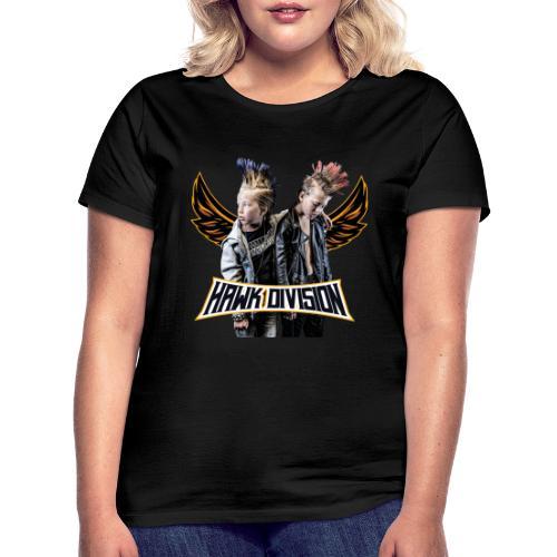 Hawk Division - Women's T-Shirt