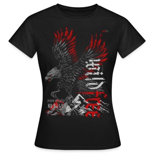 WILDFREE | EAGLE - Frauen T-Shirt
