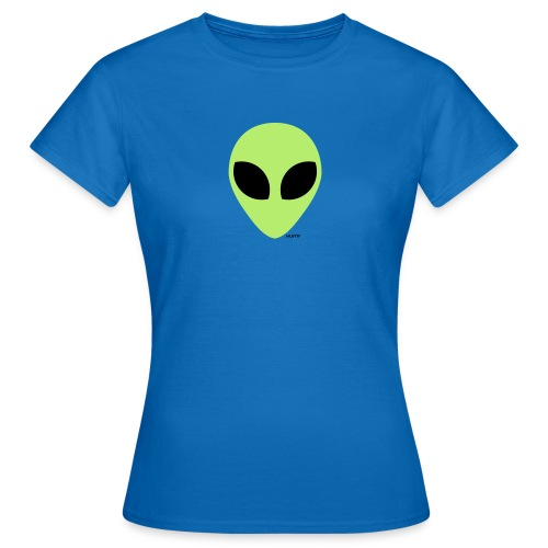 alien - Vrouwen T-shirt