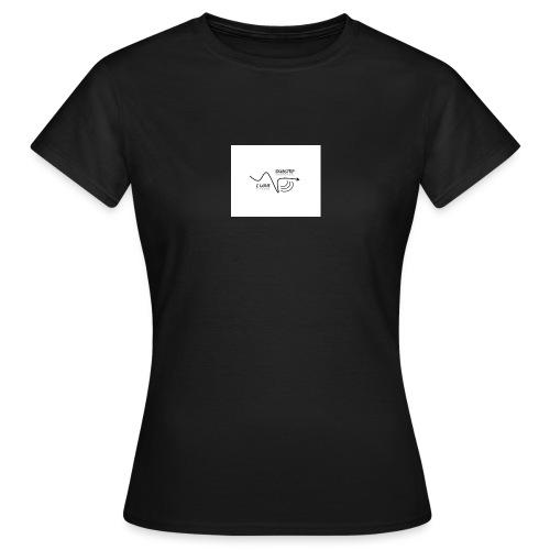 I_LOVE_DUBSTEP - Camiseta mujer