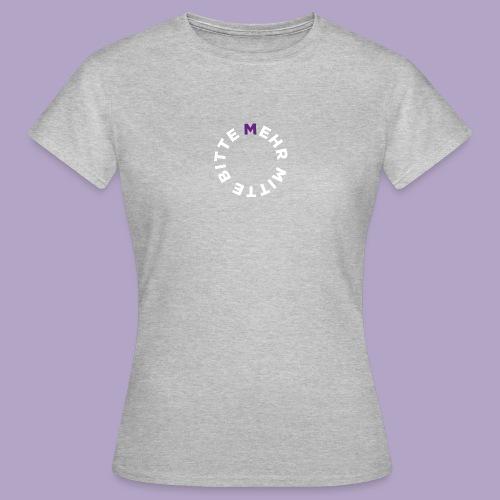 Mehr Mitte Bitte   Julius Raab Stiftung - Frauen T-Shirt