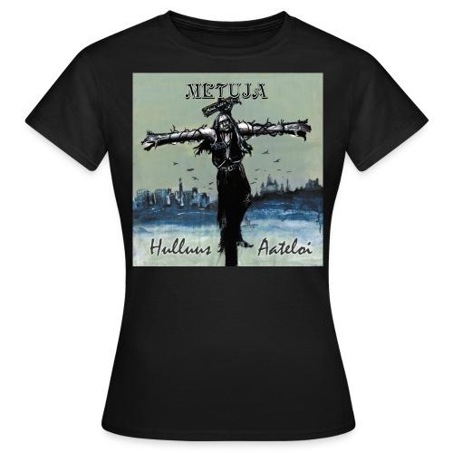 vjr014 cd cover - Naisten t-paita