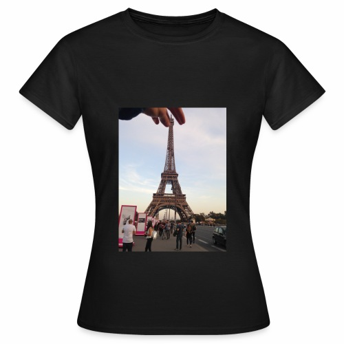 Paris Tour Eiffel - T-shirt Femme