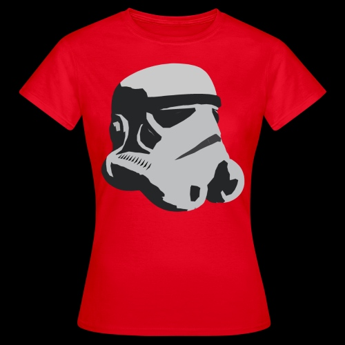 Stormtrooper Helmet - Women's T-Shirt