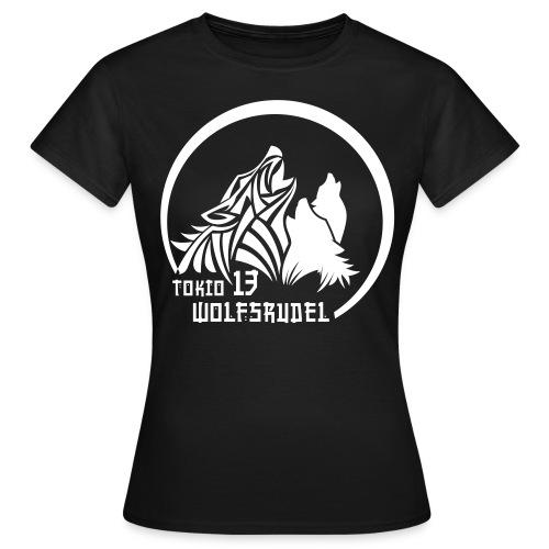 woelfe - Frauen T-Shirt