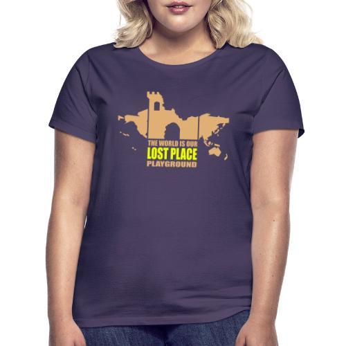 Lost Place - 2colors - 2011 - Frauen T-Shirt