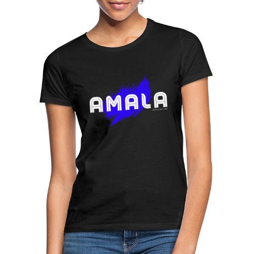 Amala, pazza inter (nera) - Maglietta da donna