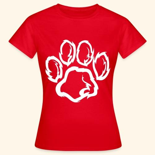 Pfote - Frauen T-Shirt