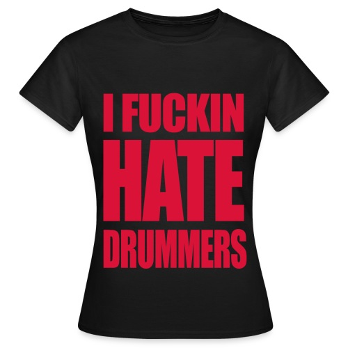 FILE IHD RED - Women's T-Shirt