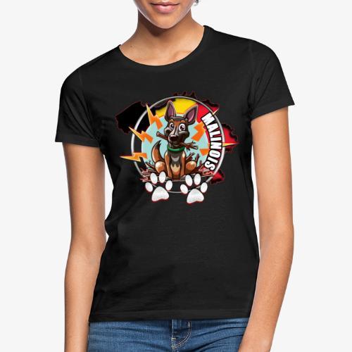 malinois - T-shirt Femme