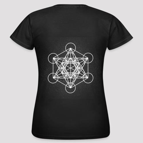 Hexagon Formation - Frauen T-Shirt
