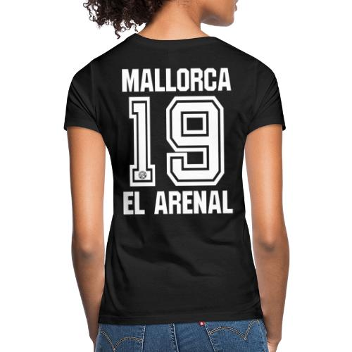 MALLORCA SHIRT 2019 - Malle Shirts - EL ARENAL 19 - Vrouwen T-shirt