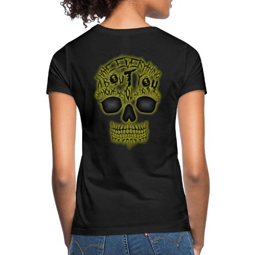 Hate everything - T-shirt Femme