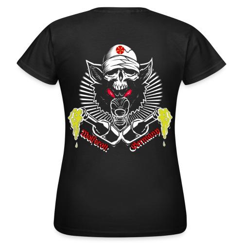 Wolfsrott - Frauen T-Shirt