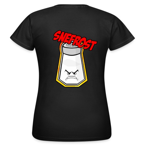 Salty logoild png - Dame-T-shirt