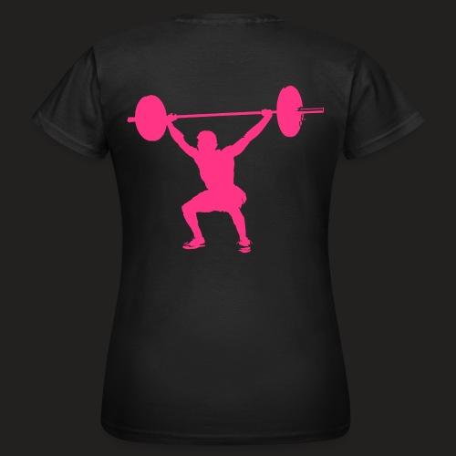 new snatch png - Women's T-Shirt