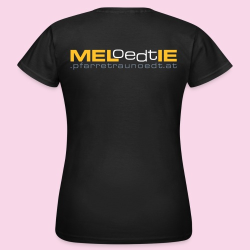 meloedtie www 3c - Frauen T-Shirt
