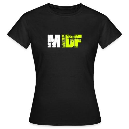 Logo MIDF 2 - T-shirt Femme
