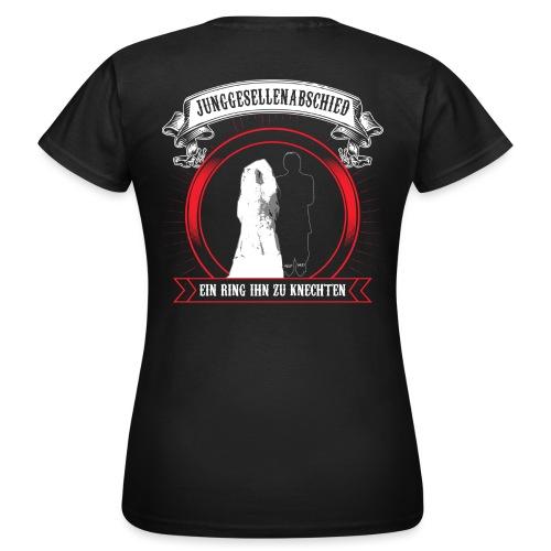 Help ME - Frauen T-Shirt