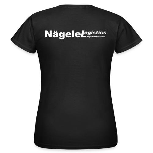 NägeleLogistics Expresstransport - Frauen T-Shirt