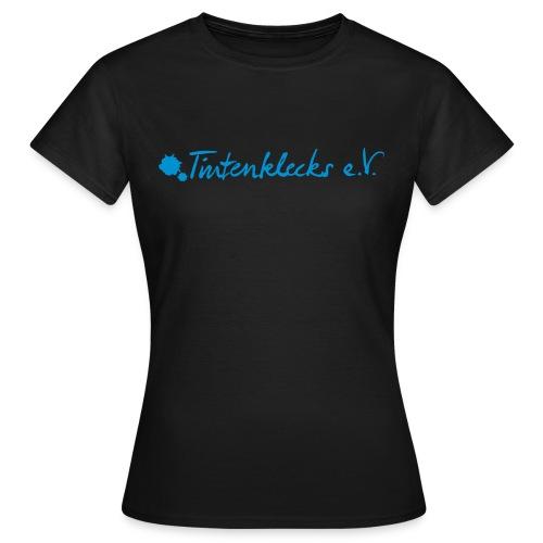 Tintenklecks e.V. Logo - Frauen T-Shirt