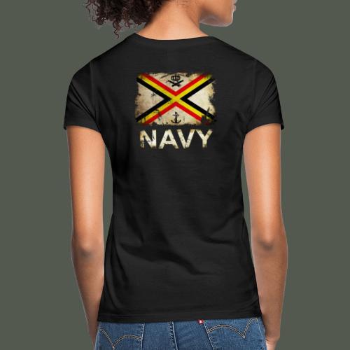 NAVY - Women's T-Shirt