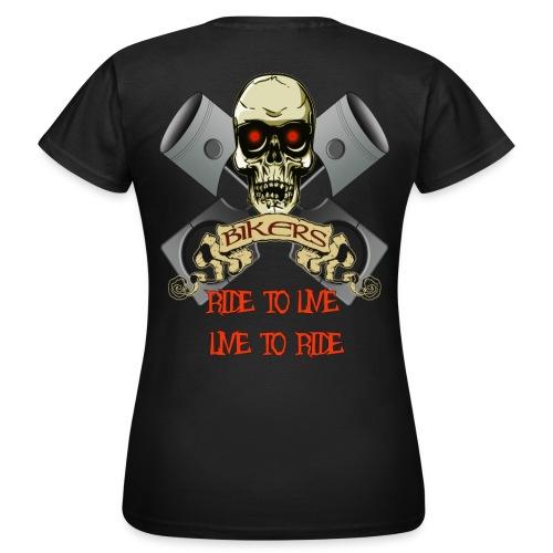 piston - Camiseta mujer