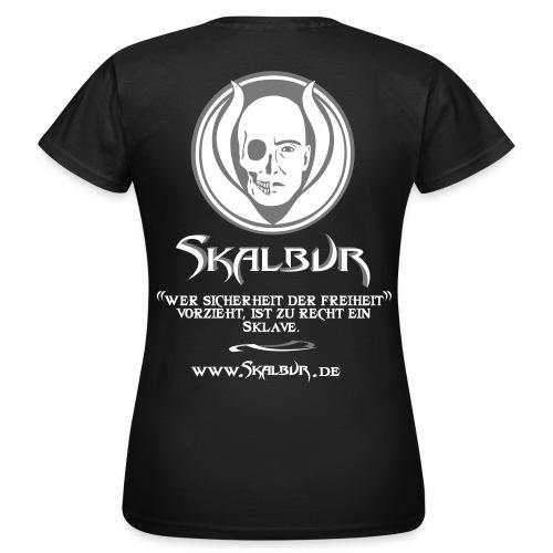 skalbur v2 - Frauen T-Shirt