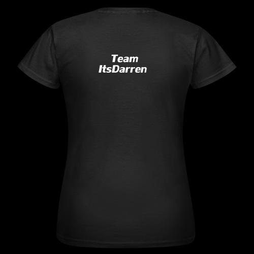 Team ItsDarren - Women's T-Shirt